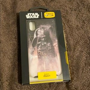 Otter box Star Wars iPhone X case